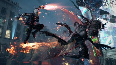 Системные требования Devil May Cry 5
