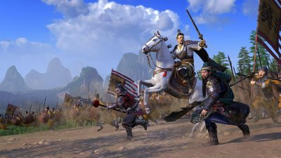 Системные требования Total War: Three Kingdoms