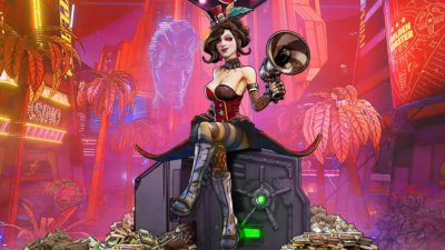 Смотрим геймплей DLC Moxxi's Heist of the Handsome Jackpot для Borderlands 3