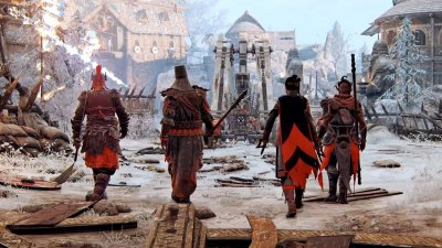 Состоялся релиз Marching Fire для For Honor