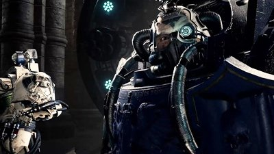 Space Hulk: Deathwing показали на Gamescom