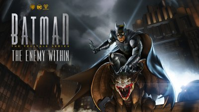 Telltale Games представили Batman: The Enemy Within