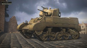 Стартовала бета World of Tanks: Xbox 360 Edition