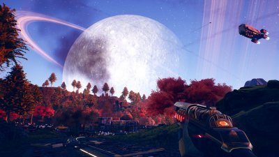 The Outer Worlds на Switch перенесли