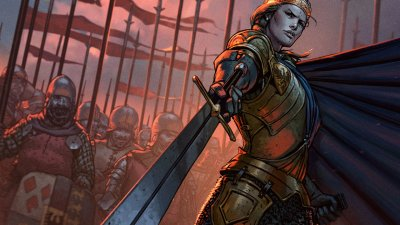 Thronebreaker: The Witcher Tales теперь с датой релиза