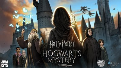 Тизер мобильной RPG Harry Potter: Hogwarts Mystery