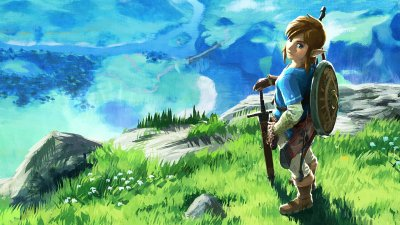 Тизер сиквела The Legend of Zelda: Breath of the Wild