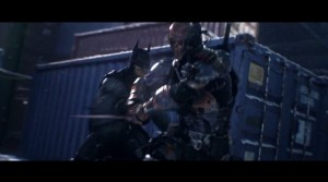 Тизер трейлер Batman: Arkham Origins