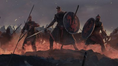 Total War Saga: Thrones of Britannia получила точную дату релиза