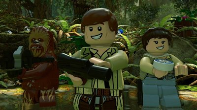 Traveller's Tales разрабатывает LEGO Star Wars: The Force Awakens