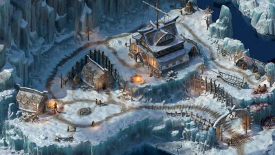Трейлер к релизу DLC Beast of Winter для Pillars of Eternity II
