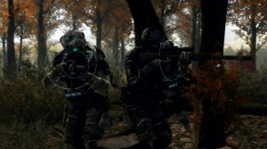 Трейлер к релизу Ghost Recon: Future Soldier на ПК