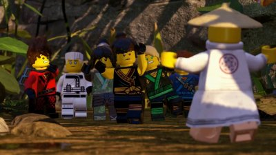 Трейлер к релизу LEGO Ninjago Movie