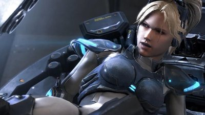 Трейлер к релизу StarCraft 2: Legacy of the Void