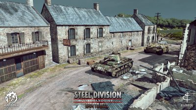 Трейлер нового DLC Back To Hell для Steel Division: Normandy 44