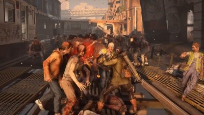 Трейлер режима Players vs Players vs Zombies для World War Z