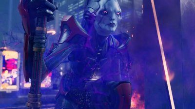 Убийца в XCOM 2: War of the Chosen