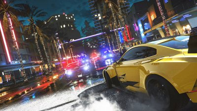 У Need for Speed: Heat появились системные требования