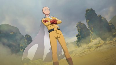 Внезапный анонс One Punch Man: A Hero Nobody Knows