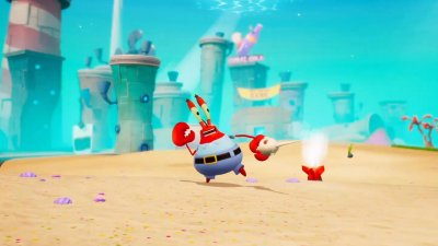 В SpongeBob SquarePants: Battle for Bikini Bottom - Rehydrated появится мультиплеер