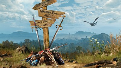 В The Witcher 3 появится режим New Game +