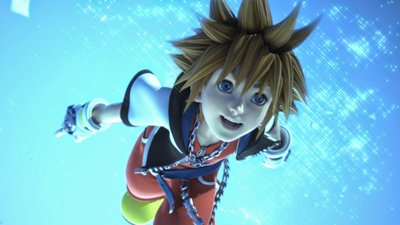 В World of Final Fantasy появится Сора из Kingdom Hearts