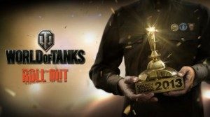 World of Tanks признан лучшей онлайн-игрой на Golden Joystick Awards 2013