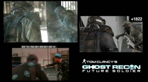 Запись MoCap для Ghost Recon: Future Soldier