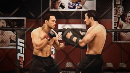 Gameplay Series - The Ultimate Fighter Career Mode