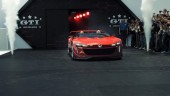 Volkswagen GTI Roadster Vision Gran Turismo Inside Movie