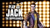Handsome Jack Doppelganger Pack Trailer