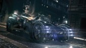 NVIDIA GameWorks Batmobile Gameplay