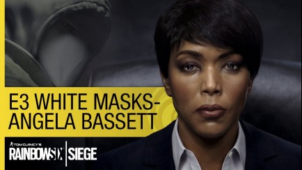 E3 2015 White Masks Reveal - Angela Bassett
