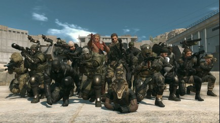 TGS 2015 - Metal Gear Online Gameplay