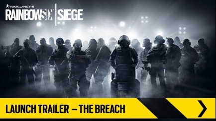 Launch Trailer - The Breach