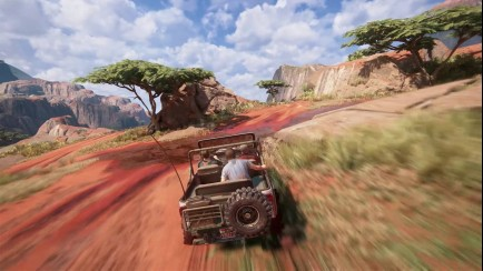 Hands-on with Nathan Drake in Madagascar