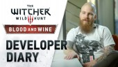 Blood & Wine Developer Diary