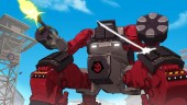 Mech Land Assault Animated Launch Trailer