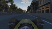 Jolyon Palmer Baku Flying Lap