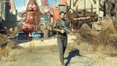 Vacationing in Nuka World Trailer