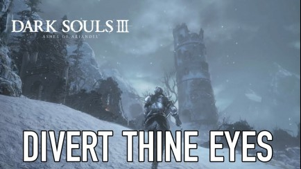 Ashes of Ariandel - Divert thine eyes