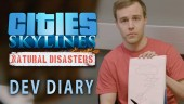 Natural Disasters, Developer Diary