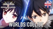 Worlds Collide (English Announcement Trailer)