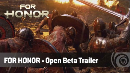 Open Beta Trailer