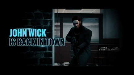 John Wick Heists Trailer