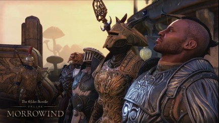 Return to Morrowind Gameplay Trailer
