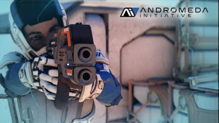 Andromeda Initiative - Weapons Training Briefing