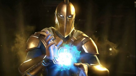Introducing Dr. Fate