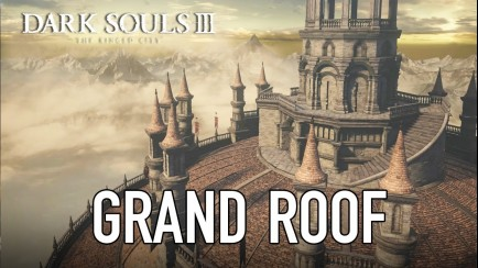 New Arena: Grand Roof