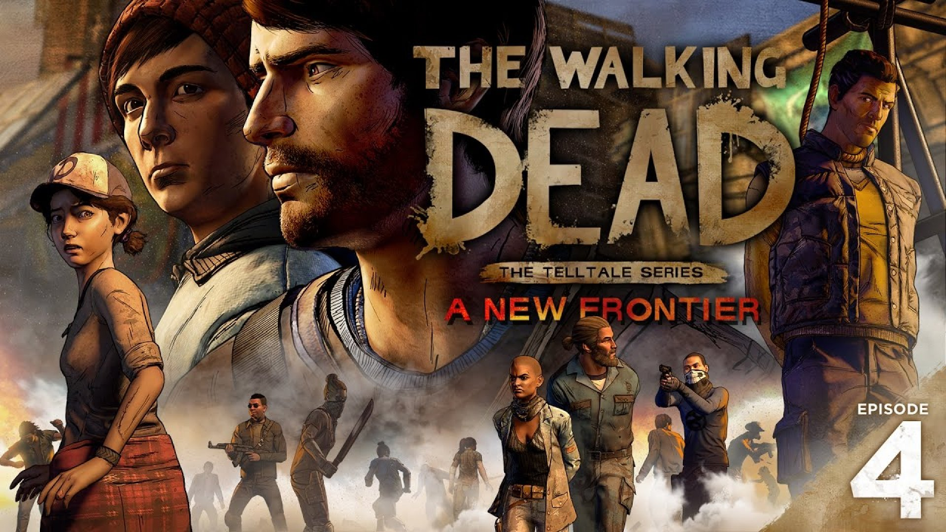The walking dead video game online free